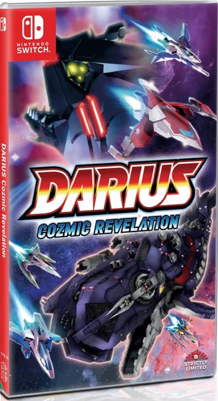 DARIUS COZMIC REVELATION [2GAMES][V0][JP] XCI Download