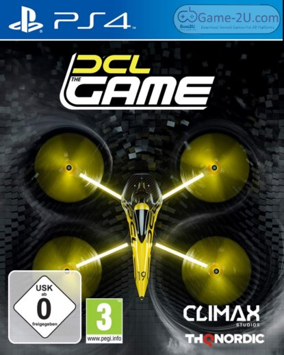 DCL - The Game PS4 PKG