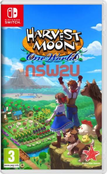 Harvest Moon One World Switch NSP XCI NSZ