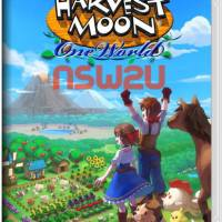 Harvest Moon: One World Switch NSP XCI NSZ