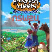 Harvest Moon: One World Switch NSP XCI NSZ