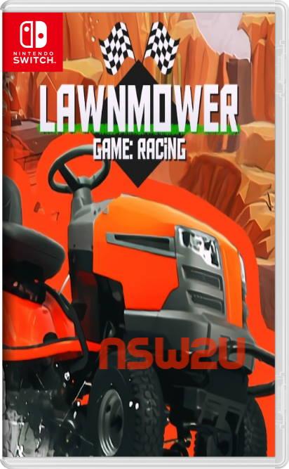 Lawnmower Game Racing Switch NSP XCI NSZ