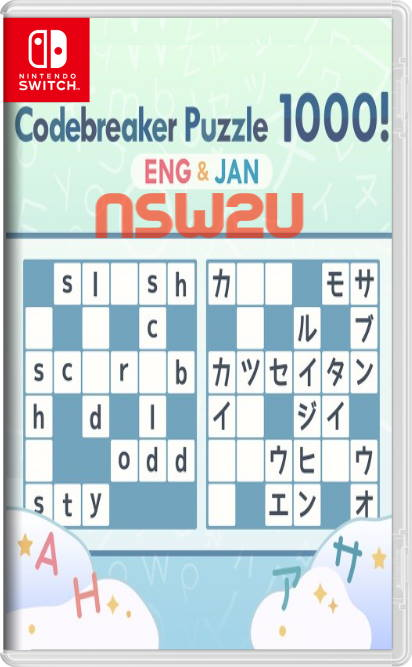 Codebreaker Puzzle 1000! ENG and JAN Switch NSP XCI NSZ