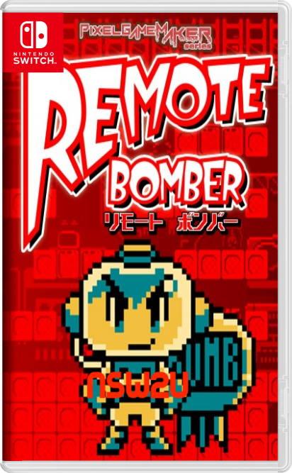 Pixel Game Maker Series Remote Bomber Switch NSP XCI NSZ