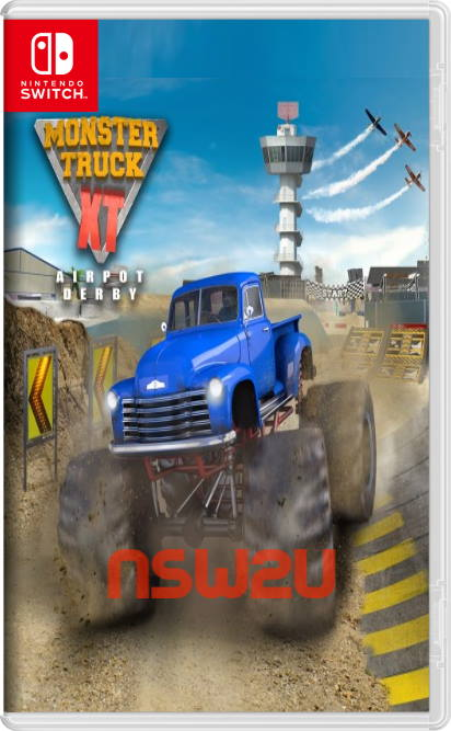 Monster Truck XT Airport Derby Switch NSP XCI NSZ