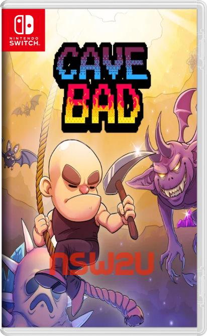 Cave Bad Switch NSP XCI NSZ