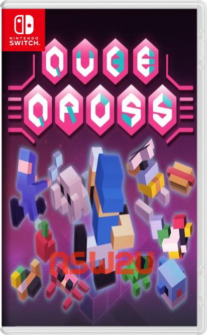 Qube Qross Switch NSP XCI NSZ