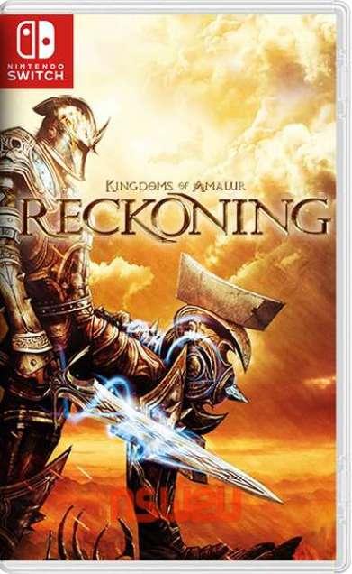 Kingdoms of Amalur Re-Reckoning Switch NSP XCI NSZ