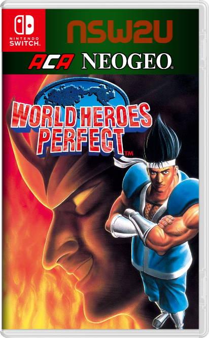 ACA NEOGEO WORLD HEROES PERFECT Switch NSP XCI NSZ
