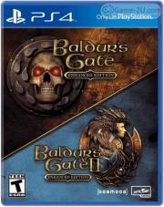 Baldur's Gate and Baldur's Gate II: Enhanced Editions