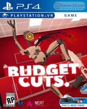 Budget Cuts PS4 PKG