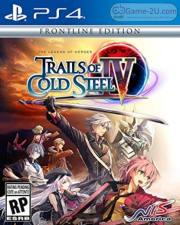 The Legend of Heroes: Trails of Cold Steel IV PS4 PKG