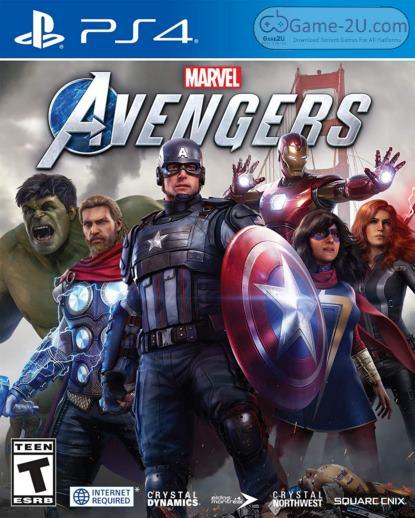 Marvel s Avengers PS4 PKG