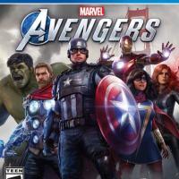 Marvel's Avengers PS4 PKG