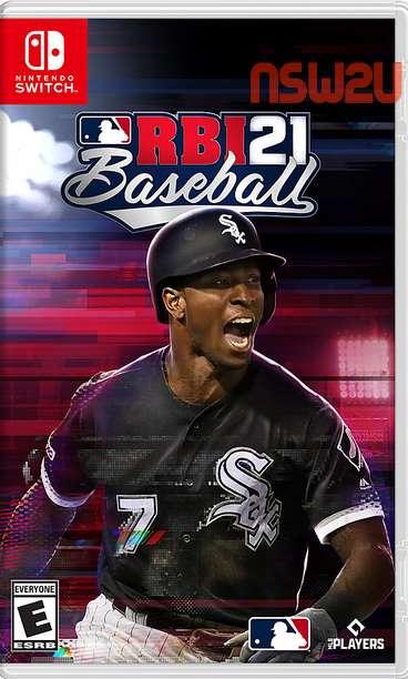 R.B.I. Baseball 21 Switch NSP XCI NSZ