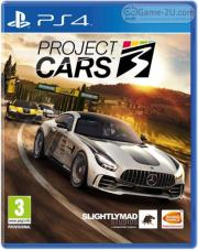 Project CARS 3 PS4 PKG