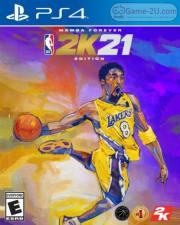 NBA 2K21 PS4 PKG