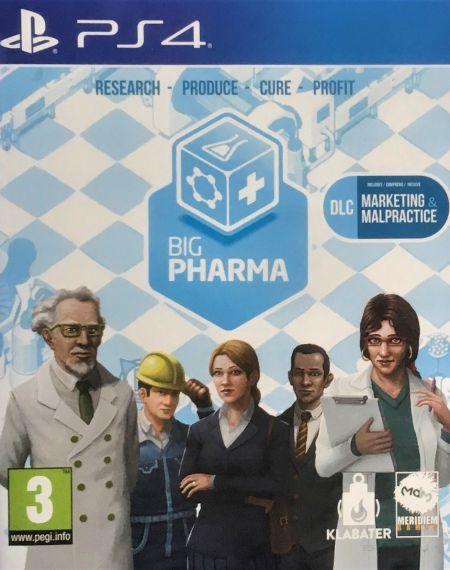 Big Pharma PS4 PKG