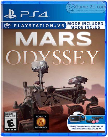 MARS ODYSSEY PS4 PKG