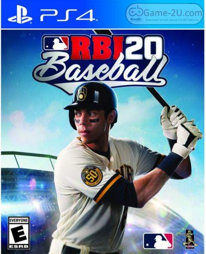 R.B.I. Baseball 20 PS4 PKG