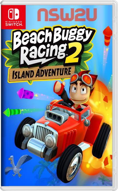 Beach Buggy Racing 2 Island Adventure Switch NSP XCI NSZ