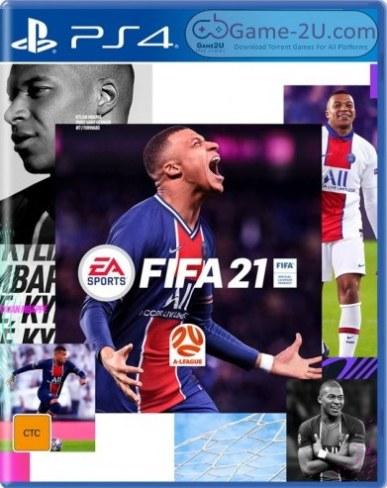FIFA 21 PS4 PKG Download Torrent