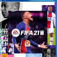FIFA 21 PS4 PKG