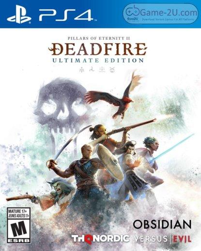 Pillars of Eternity II: Deadfire – Ultimate Edition PS4 PKG