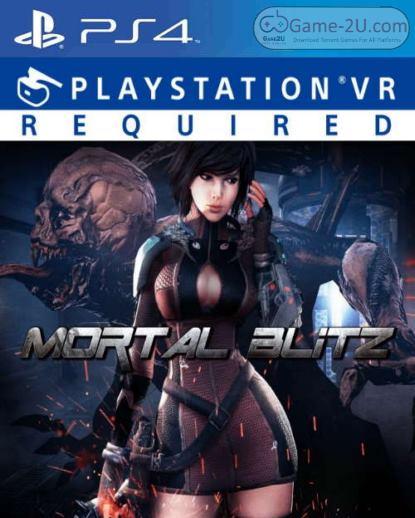 Mortal Blitz PS4 PKG PSVR
