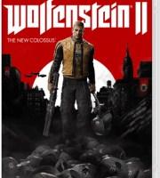 Wolfenstein II The New Colossus switch Xci Nsp