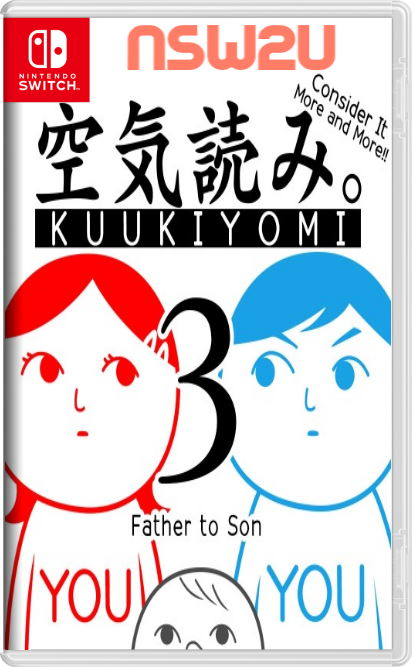 KUUKIYOMI 3 Consider It More and More - Father to Son Switch NSP XCI NSZ