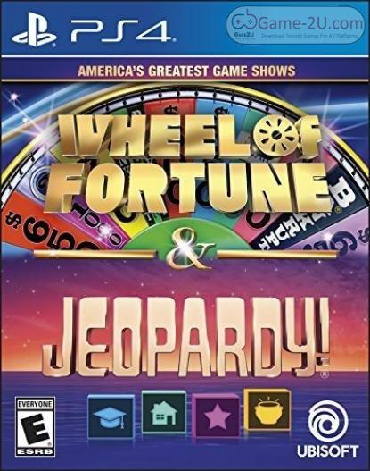 Wheel of Fortune PS4 PKG