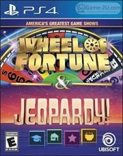 Wheel of Fortune PS4 PKG