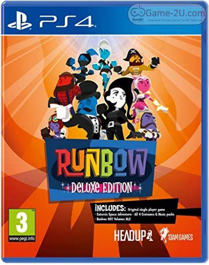 Runbow PS4 PKG