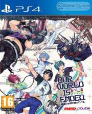 Our World is Ended PS4 PKG