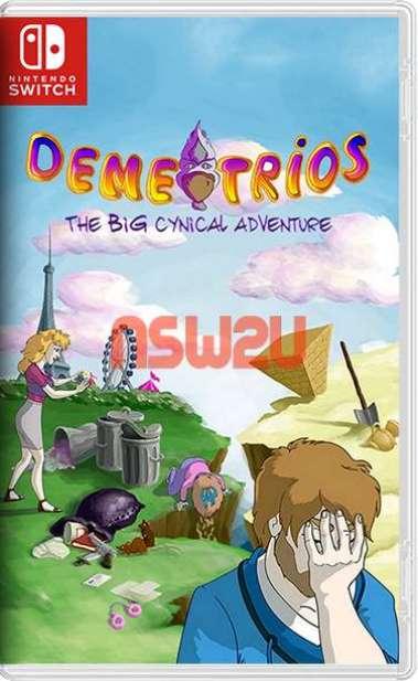 Demetrios - The BIG Cynical Adventure Switch NSP XCI NSZ