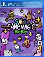 Super Cane Magic ZERO PS4 PKG