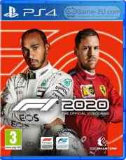 F1 2020 PS4 PKG