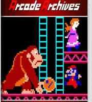 Arcade Archives DONKEY KONG Switch NSP XCI