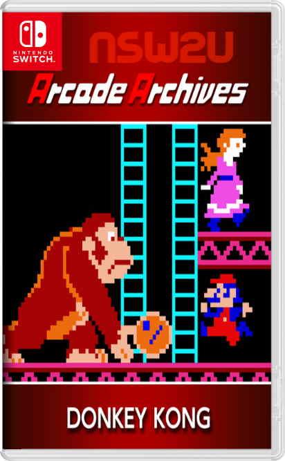 Arcade Archives DONKEY KONG Switch NSP XCI NSZ