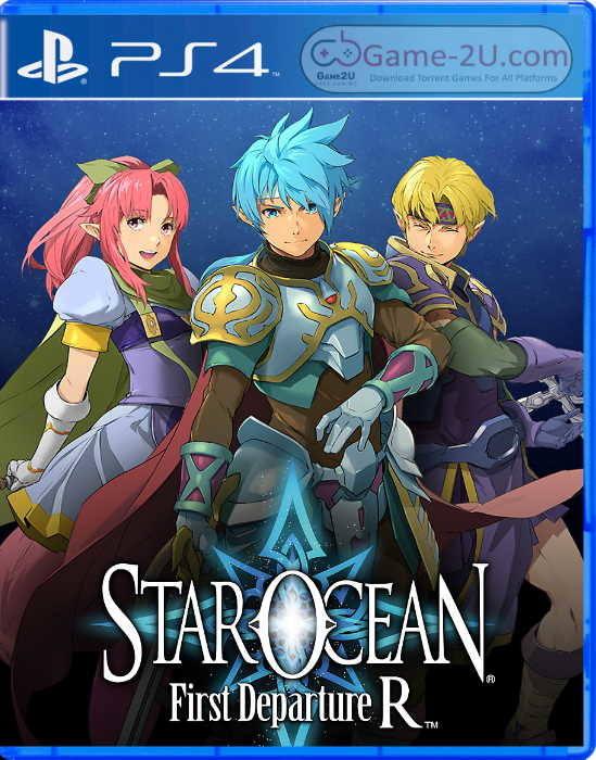 STAR OCEAN First Departure R PS4 PKG