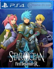 STAR OCEAN First Departure R PS4 PKG