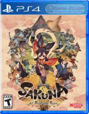 Sakuna: Of Rice and Ruin PS4 PKG