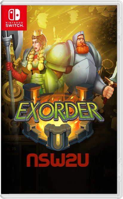 Exorder Switch NSP XCI NSZ