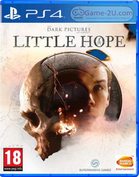 The Dark Pictures Anthology Little Hope PS4 PKG