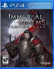 Immortal Realms: Vampire Wars PS4 PKG