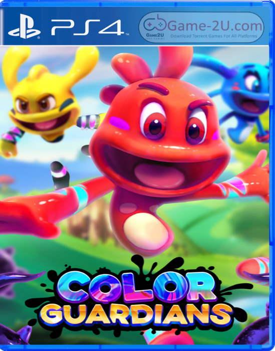 Color Guardians PS4 PKG