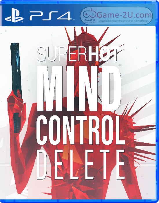 SUPERHOT MIND CONTROL DELETE PS4 PKG
