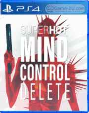 SUPERHOT: MIND CONTROL DELETE PS4 PKG