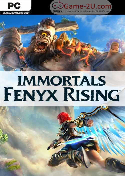 Immortals Fenyx Rising PC iso